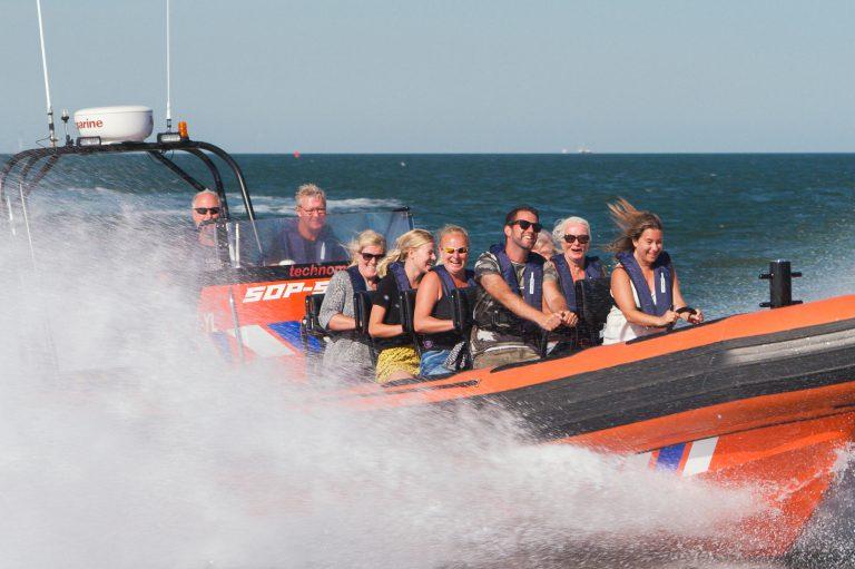 Speedboot Texel - Het Sop Speedy
